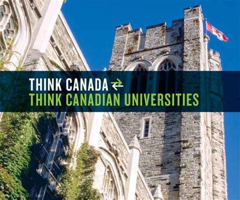 best canadian universities brazil think canada think canadian universities