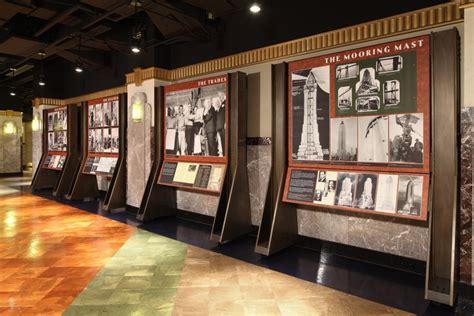quot dare to dream quot exhibit empire state building