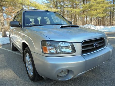 2004 Subaru Forester For Sale by 2004 Subaru Forester For Sale In Illinois Carsforsale