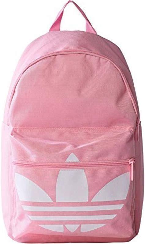 light pink adidas backpack adidas originals backpack trefoil logo light