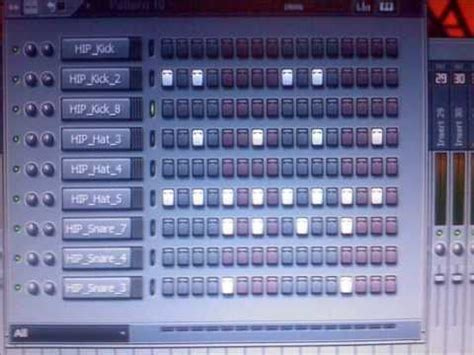 Drum Pattern For Rap | tutorial how to make rap drum beats in fl studio youtube