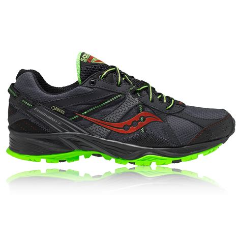 saucony waterproof trail running shoes saucony grid excursion tr 7 tex waterproof trail