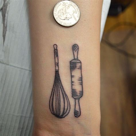 whisk tattoo best 25 baking ideas on