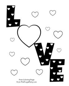 love heart coloring pages az coloring pages
