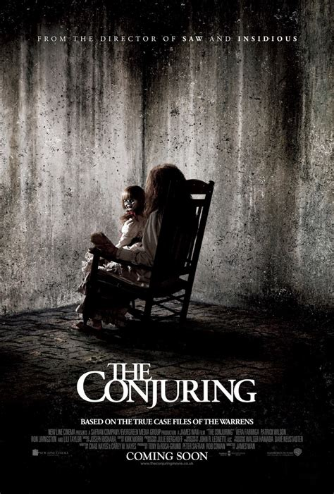 biography of movie the conjuring conjuring the review good film guide