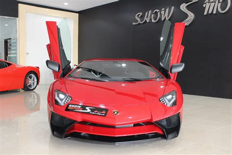 first lamborghini aventador first lamborghini aventador sv for sale in dubai gtspirit