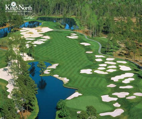 Myrtle Beach National   King's North, Myrtle Beach, South Carolina   Golf course information and