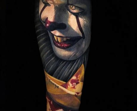 tattoo a love story full movie 11 insane it tattoos that are just as terrifying as