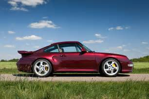 993 Porsche Turbo S 993 Turbo S Cars Move Us