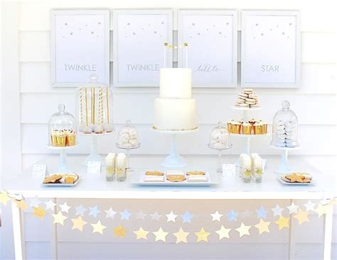 Twinkle Twinkle Baby Shower Theme by Twinkle Twinkle Baby Shower Theme Popsugar