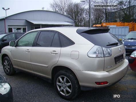 lexus truck 2004 2004 lexus rx 300 executive car photo and specs