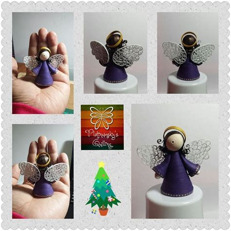 tutorial quilling christmas 139 best quilling angels images on pinterest quilling