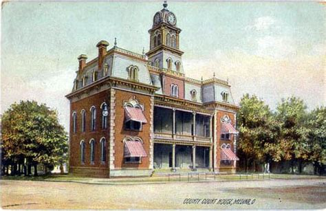 Wadsworth Court Records Medina County Ohio Genealogy History Ohgenweb Site