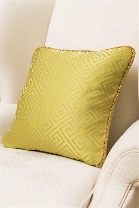 Key Pillow by Yellow Key Pillow