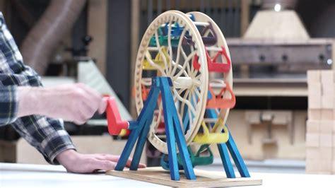 building  toy ferris wheel youtube