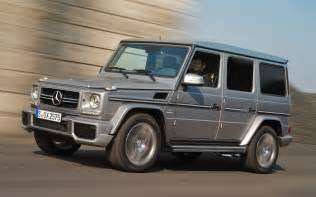 2013 Mercedes G Wagon 2013 Mercedes G63 Amg Front View Photo 4
