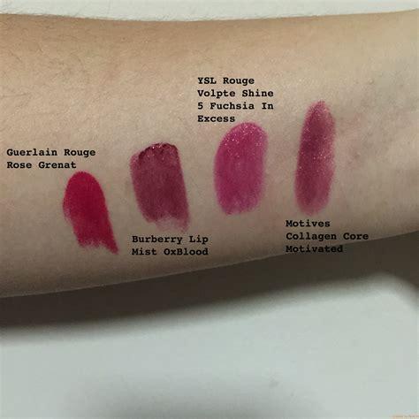 Lipstick Collagen miaka s and motives collagen lipstick in
