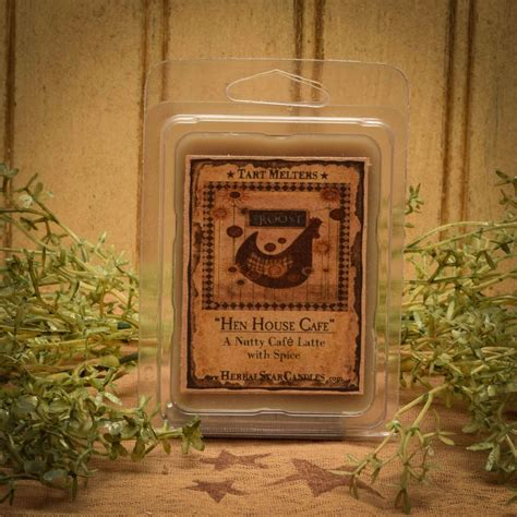 hen house cafe hen house cafe mini pack of tarts herbal star candles