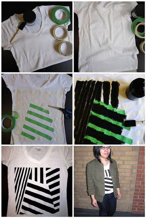 t shirt projects diy cool idea for t shirts craft diy makes hacks