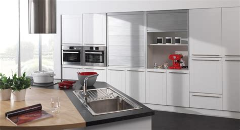 tambour doors for kitchen cabinets kitchen transformation
