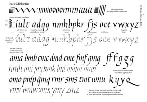 printable italic letters italic worksheets with thanks to richard crookes updated