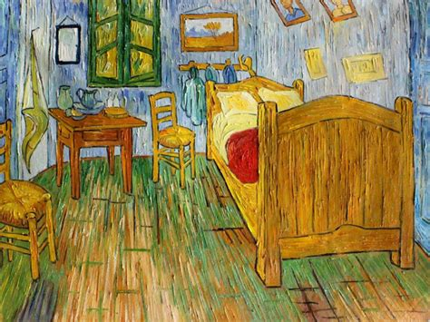 van gogh arles bedroom van gogh vincent s bedroom at arles modern prints