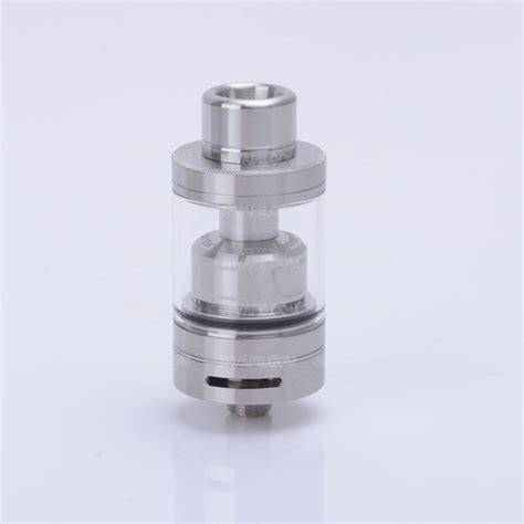 Conqueror Rta Vaping By Wotofo Authentic authentic wotofo conqueror mini rta silver 2 5ml 22mm tank atomizer