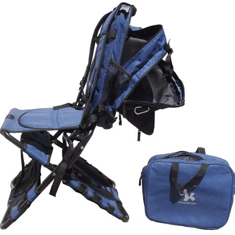 Backpacking Chairs by Chair Pak The World S Best Backpack Cing Chair