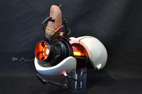volpin props glados potato portal gun portal 2