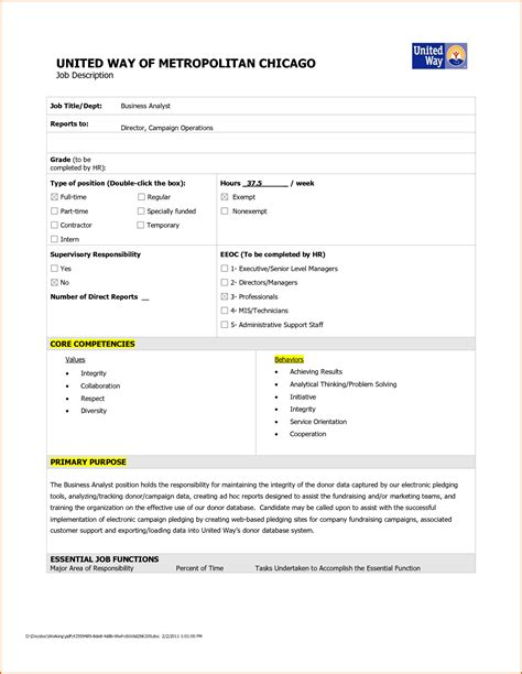 Business Letter Report Exles Formal Business Report