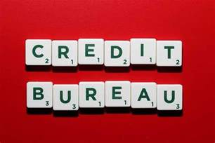 3 major credit bureaus reporting agencies cafe credit