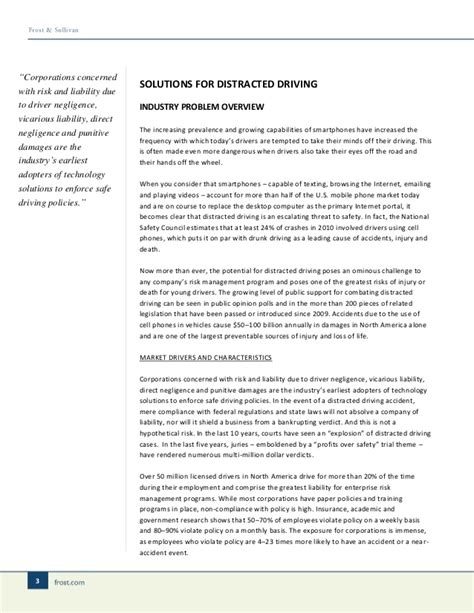 Distracted Driving Essay by Distracted Driving Essay Driving Essay Ayucar