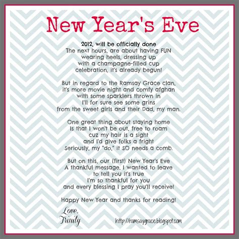 funny new years eve poems quotes