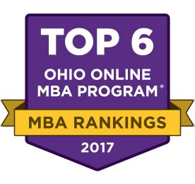 Ohio Mba Program by Accelerated 1 Year Mba Ashland S