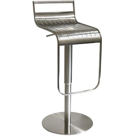 Stainless Steel Bar Stools Swivel by Bsss1 Amerihome Stainless Steel Bar Stool