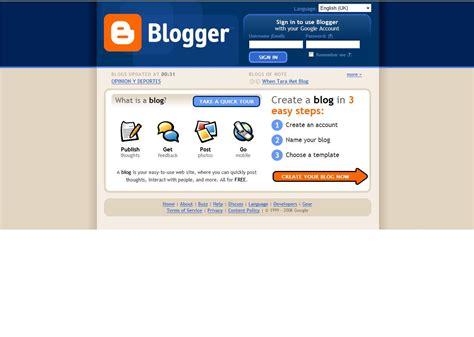 blogger pages blogger blog wiki