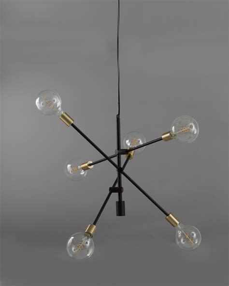 trikonasana ceiling pendant light 3 arm dowsing