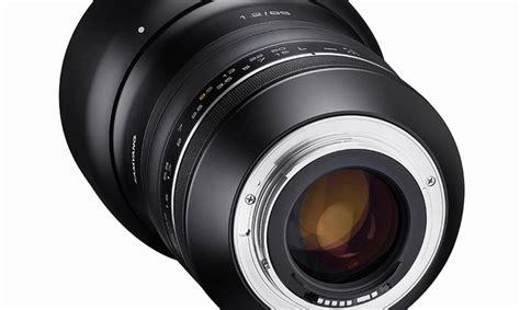 Samyang For Canon Xp 85mm F 1 2 the samyang xp 85 mm f 1 2 lens specs mtf charts user
