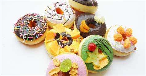 membuat donat lucu donat hiasan ulfatus donuts shop