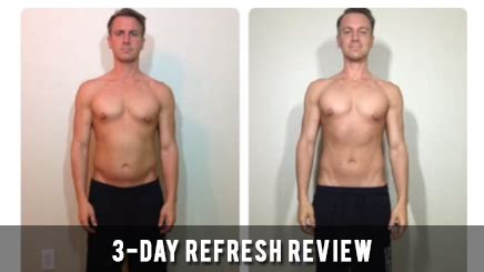beachbody 3 day refresh results official review 3 day refresh beachbody results official review