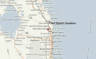 palm gardens location guide