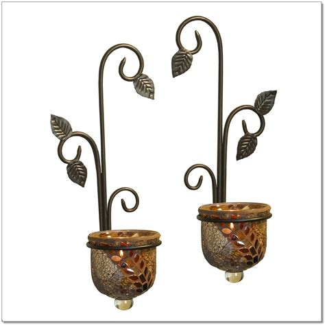 wall sconce candle holder the shoppers guide