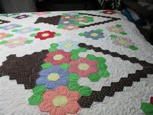 Hexie Garden Quilt Pattern by Hexie Quilt Cowtown Quilts