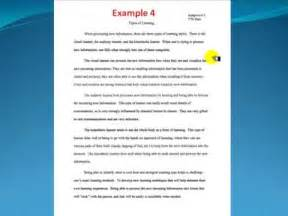 What A Proper Essay Should Look Like by How Essays And Assignments Should Look In School