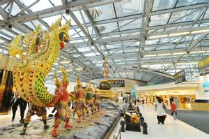 Suvarnabhumi airport king power thailand s duty free pioneer