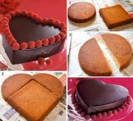 herz kuchen 4 tortas locas para impresionar a tus amigos y levantar