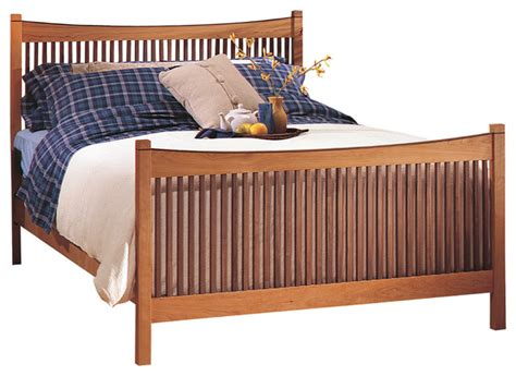 stickley beds stickley queen spindle bed 7700 q