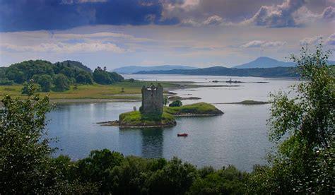 In Home Design Inc by Castle Stalker Loch Linnhe
