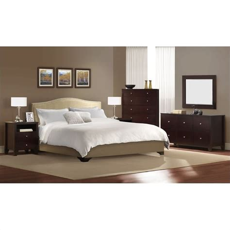 lifestyle bedroom set lifestyle solutions magnolia platform bed 5 piece bedroom