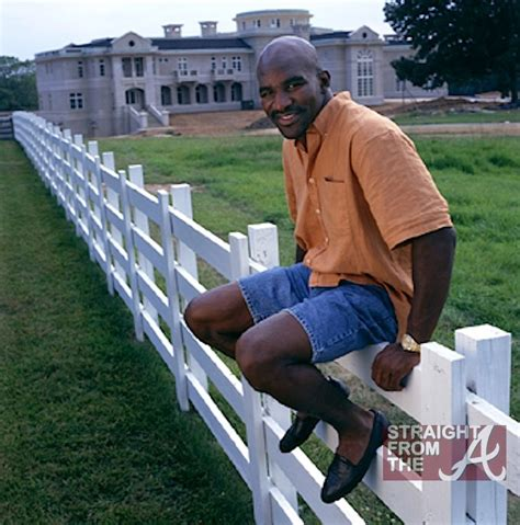 holyfield house sold evander holyfield moves out after losing mansion in foreclosure auction photos